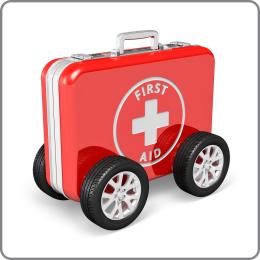 Zestawy pierwszej pomocy medycznej