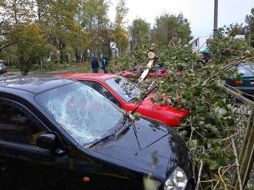 Klęski żywiołowe w Polsce