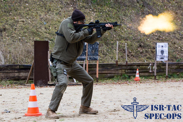 Szkolenie z karabinów taktycznych