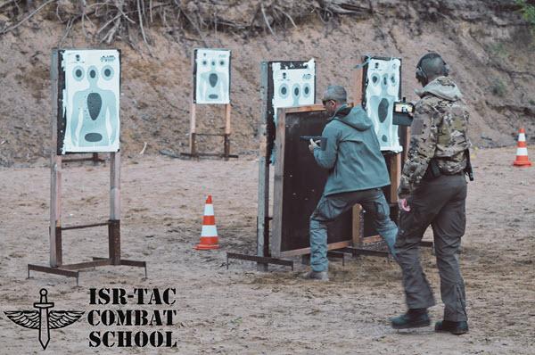 Szkolenie z taktycznego strzelania z pistoletu - Poziom zaawansowany