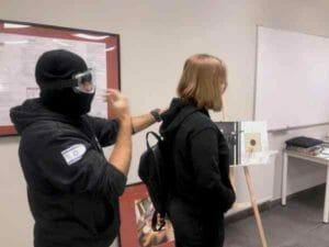 курсы самообороны в Варшаве для женщин